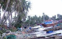 Giãn nợ cho người dân bị thiệt hại do bão số 12