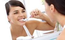 Một số thói quen sai trong việc vệ sinh răng miệng