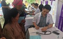 Lần đầu tiên cung cấp gói dịch vụ y tế cơ bản tại tuyến cơ sở