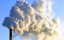 Sau 3 năm chững lại, lượng khí CO2 phát thải tăng trở lại