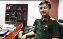 Gặp phó giáo sư trẻ nhất của quân đội