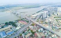 Hà Nội xây 14 cầu qua sông Hồng, sông Đuống