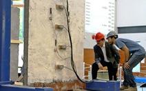 Bê tông chống động đất làm từ tro bay, bền như thép