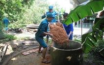 TP.HCM: Kiến nghị hỗ trợ trám, lấp giếng bảo vệ nguồn nước