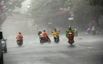 Hai yếu tố gây mưa lớn ở Trung Bộ trong tháng 11
