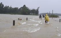 Hướng dẫn xử lý nước để sinh hoạt khi mưa lũ