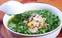 Thịt cá rô đồng thơm, ngon và bổ dưỡng