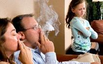 Mối nguy hại từ khói thuốc thụ động