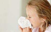 Phòng bệnh viêm đường hô hấp trên ở trẻ nhỏ