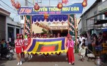 Lễ hội Nghinh Ông - Cần Giờ từ ngày 3 đến 5-10