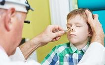 Viêm mũi họng cấp - bệnh thường gặp ở trẻ