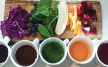 Phẩm màu thực phẩm và sức khỏe