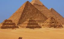 Phát hiện mới giải mã bí ẩn về cách thức xây dựng kim tự tháp Giza