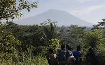 Núi lửa trên đảo Bali có thể hoạt động trở lại sau hơn 50 năm ngủ yên