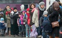 Số người xin tị nạn vào Đức tăng gấp đôi so với hai năm trước