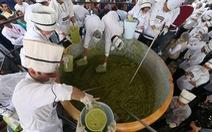 Món bơ nghiền thập cẩm của Mexico lập kỷ lục Guinness mới