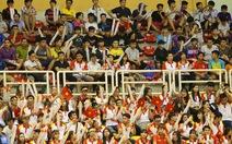 Khán giả TP.HCM hào hứng với Futsal