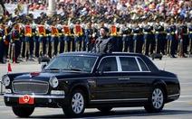 Khi Hồng Kỳ - xe hơi sang chở lãnh đạo Trung Quốc - lép vế trước BMW, Audi...