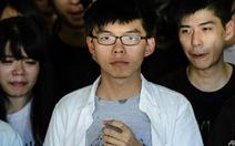 Nhà hoạt động Hoàng Chi Phong 21 tuổi được tại ngoại chờ kháng án