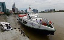 Lùi ngày khai trương tuyến tàu thủy cao tốc TP.HCM – Cần Giờ