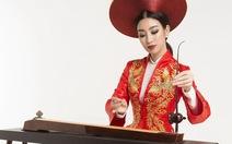 Đỗ Mỹ Linh chọn đàn bầu thi tài năng Hoa hậu thế giới 2017