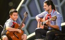 Nghe thần đồng âm nhạc chơi trong đêm nhạc huyền thoại Việt Nam