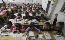 Trẻ châu Á - giờ học 'đá bay' giờ chơi