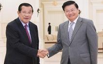 Campuchia và Lào đạt thỏa thuận giải quyết vấn đề biên giới