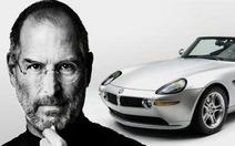 Ngắm siêu xe BMW Z8 của Steve Jobs sắp bán đấu giá