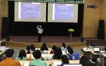 Thí điểm giáo dục về vũ trụ và môi trường trong trường phổ thông