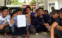Tòa Indonesia hoãn phiên xử 5 thuyền trưởng Việt Nam