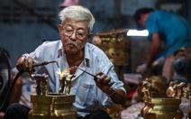 Làng nghề hiếm hoi còn sót lại ở Sài Gòn