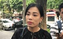 Vụ việc vợ Xuân Bắc livestream: Chờ kết luận của Thành ủy