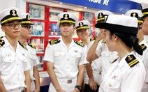 Nhà khoa học châu Á chia sẻ ý tưởng phát triển ngành hàng hải