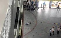 Nam sinh viên tử vong tại trường do mảng bêtông rơi trúng