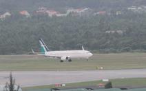 Máy bay chở giám đốc điều hành Ban thư ký APEC tới Đà Nẵng