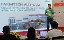 Nông nghiệp công nghệ cao 'lên ngôi'