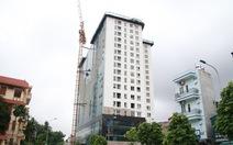 Cử tri Hà Nội đề nghị dừng cấp phép cao ốc trong nội đô