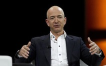 Tỉ phú Jeff Bezos góp 10 tỉ USD chống biến đổi khí hậu