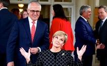 Úc bổ nhiệm 'nóng' phó thủ tướng sau bê bối 'hai quốc tịch'