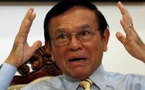 Tòa tối cao Campuchia bác yêu cầu trả tự do cho ông Kem Sokha