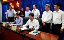 TP.HCM và Bình Dương lại ký kết xử lý ô nhiễm kênh Ba Bò