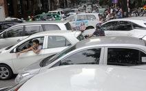 Ôtô vào trung tâm Sài Gòn sẽ phải đóng phí từ 40.000 đồng