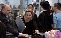 Tăng cường kiểm tra an ninh các chuyến bay thẳng đến Mỹ từ hôm nay
