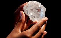 Viên kim cương thô lớn nhất thế giới có giá 53 triệu USD