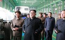 Hàn Quốc áp lệnh trừng phạt với 18 công dân Triều Tiên