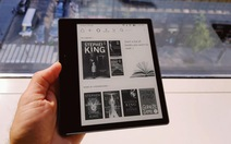 Sau 10 năm rốt cuộc Amazon cũng làm Kindle kháng nước