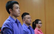 Tăng án 3 bị cáo tạt axit nữ sinh tại Gò Vấp