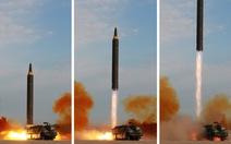 Mỹ lại bàn 'phương án quân sự' đối phó Triều Tiên