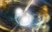 Các nhà khoa học tận mắt thấy vũ trụ tạo ra vàng